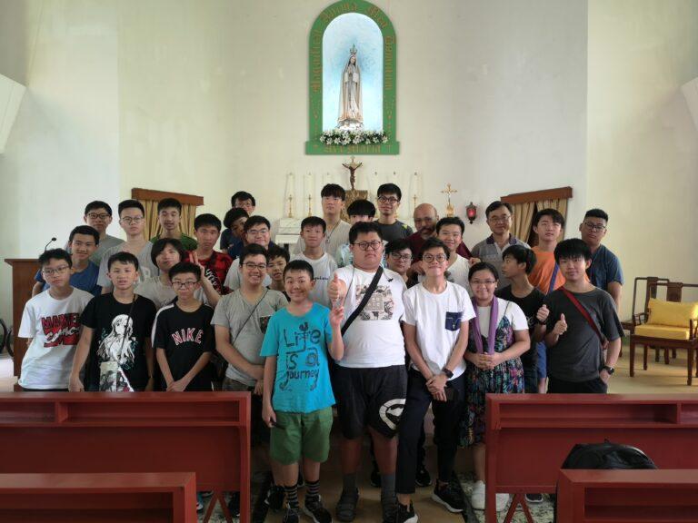 暑期信仰生活營